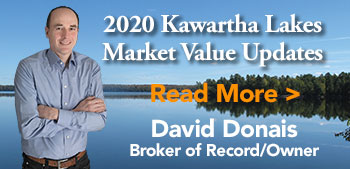 Kawartha Lakes Market Value Updates