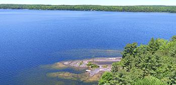 Four Mile Lake